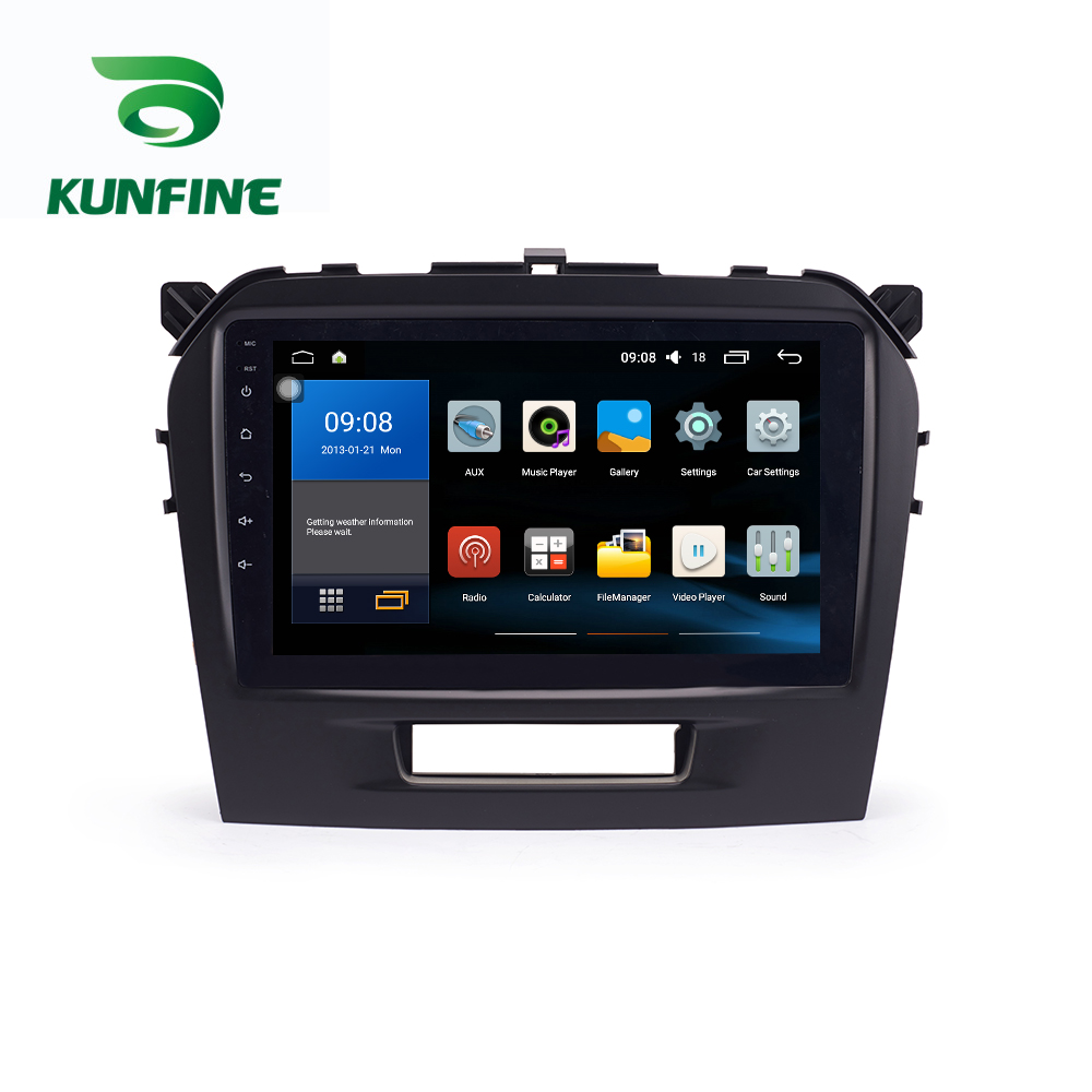 Octa Core 1024 600 Android 8 1 Car DVD GPS Navigation Player Deckless Car Stereo For
