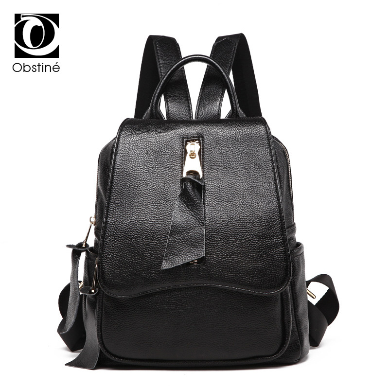 Zipper Fashion Natural Cowhide Backpacks for Womens Genuine Leather Women Backpack Luxury Ladies Shoulder Bags Girl School Bag aequeen womens backpacks nylon backpack shoulder bags fashion ladies small ruck school for girls travelling shopping bag