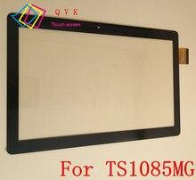 10.1 дюймов для Digma Optima 1507/Самолет 1505 3G ts1085mg планшетный ПК емкостный сенсорный экран стекла Digitizer панель