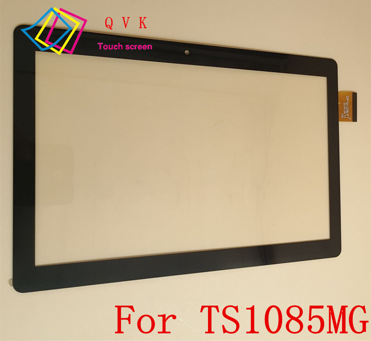 10.1 pulgadas para DIGMA optima 1507/plano 1505 3G TS1085MG Tablet PC capacitiva pantalla táctil de cristal panel digitalizador