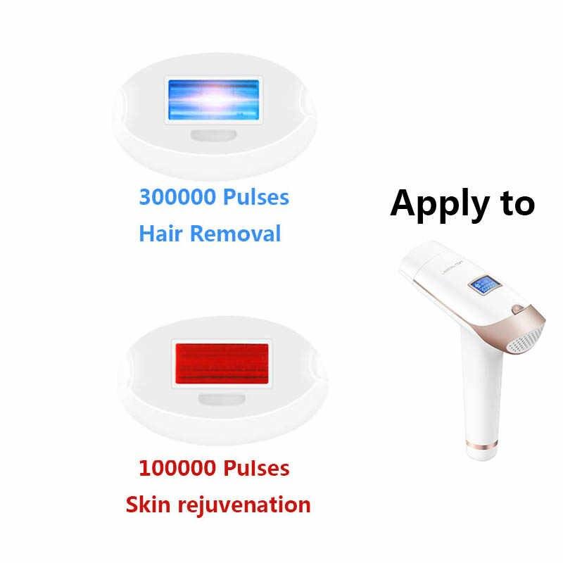 700000 Flashes LESCOLTON 2in depiladora láser IPL depilación láser permanente Bikini Trimmer eléctrico depilador LCD Display