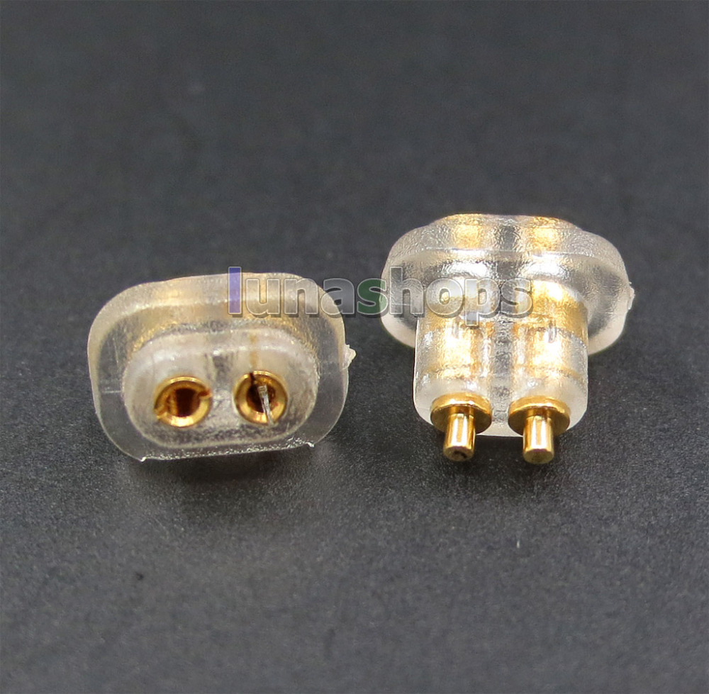 LaoG Series - Female Port Socket 0.75mm Earphone Pins Plug For DIY Ultimate UE tf10 5pro sf3 tf10 Cable LN005482