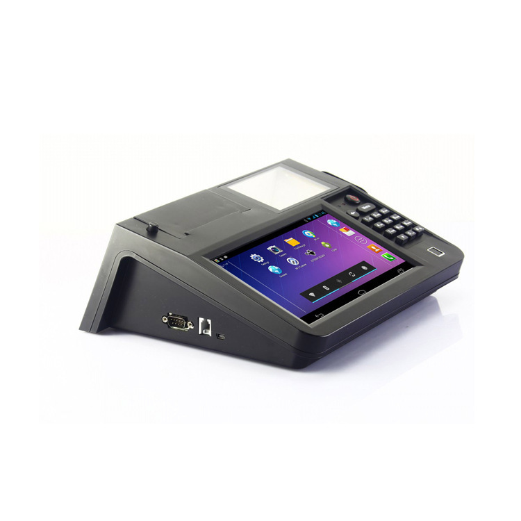 Security guard Visitors checking in/out management system with fingerprint/passport/ID Recognition scanner DIY pc desktop