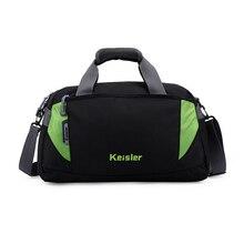 Купить с кэшбэком Portable gym bag Cross body fitness bag Travel bags sports Yoga dance shoulder and handbag