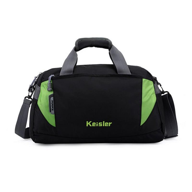 Prix pour Portable sacs de course gym sac Cross body fitness Voyage sac sacs de sport De Yoga de danse épaule et sac à main