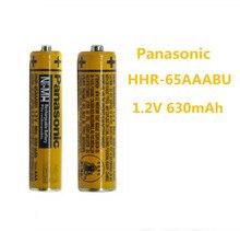 Аккумуляторы для беспроводного телефона, 2 шт., Ni-MH, 1,2 В, 630 мАч