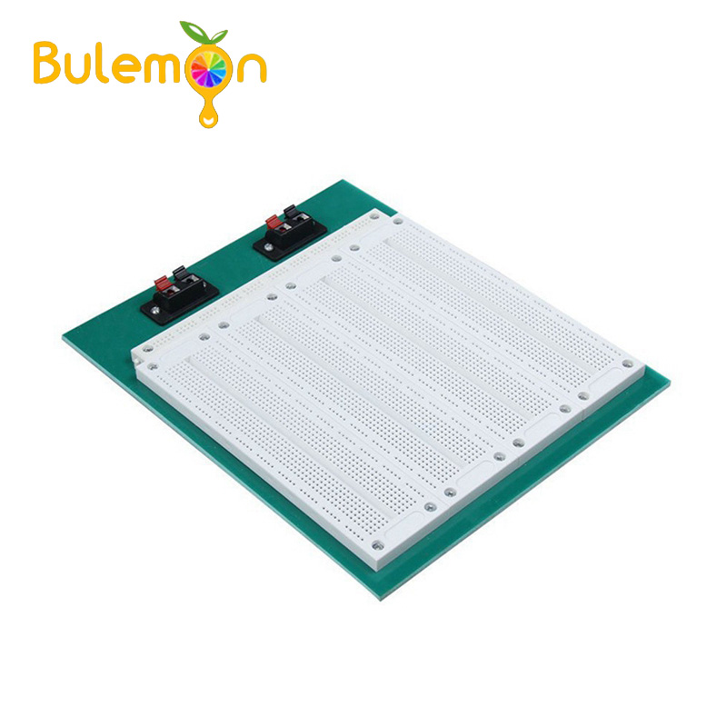 4 In 1 700 Position Point SYB-500 Tiepoint PCB Solderless Bread Board Breadboard4 In 1 700 Position Point SYB-500 Tiepoint PCB Solderless Bread Board Breadboard