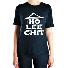 2016 Summer Ho Lee Chit Funny Graphic top t shirt Women brand clothing tops harajuku tee shirt funny femme pp cute hipster
