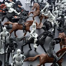 Plástico pçs/lote Brinquedos Cavalos