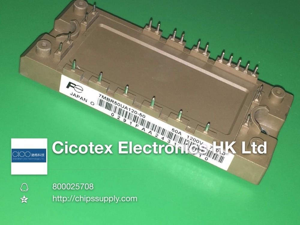 7MBR50UA120-50 7MBR50UA12050 IGBT MODULE is new skiip32nab12t49 igbt module