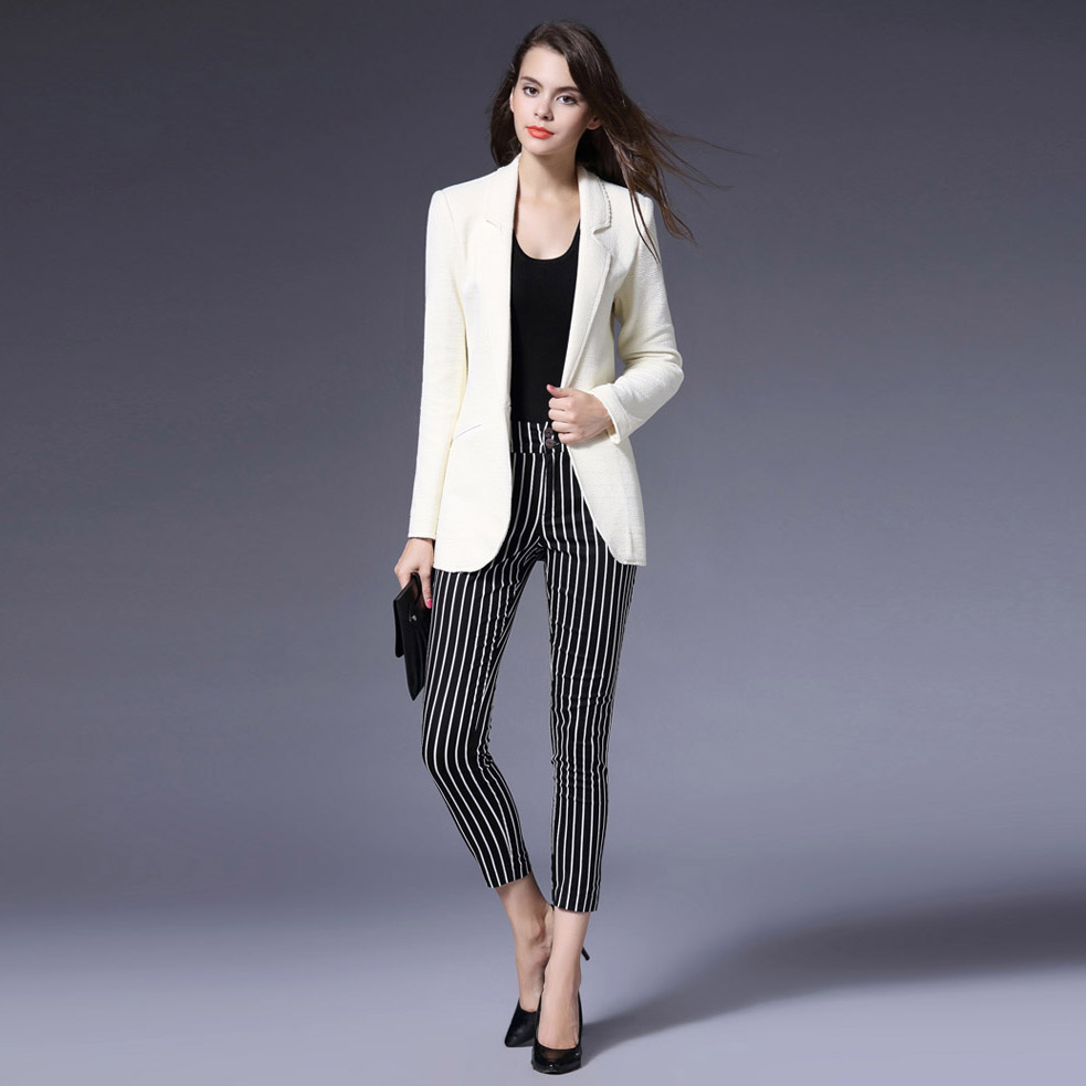 Aliexpress.com : Buy 2015 women dress jackets and blazers Casual ...