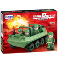 2016 New Winner 8002 Tank Battle All-terrain Vehicle Military series Set Building Brick Block Educational  Boy Toy