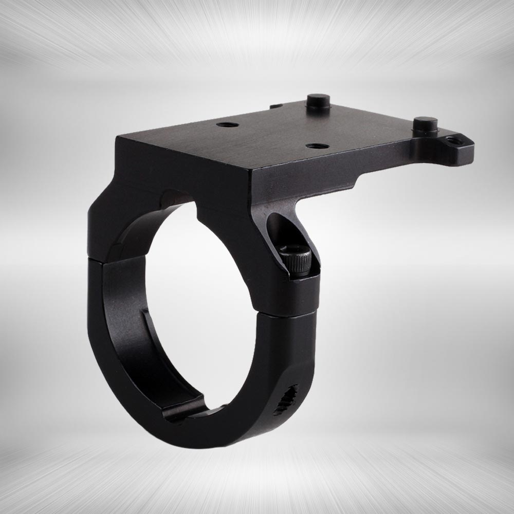 Tactical Ruggedized Miniature RMR Red Dot Reflex Sight Mount Base RM38 For Most Compact Trijicon ACOG 3.5x 4x 5.5x Riflescopes