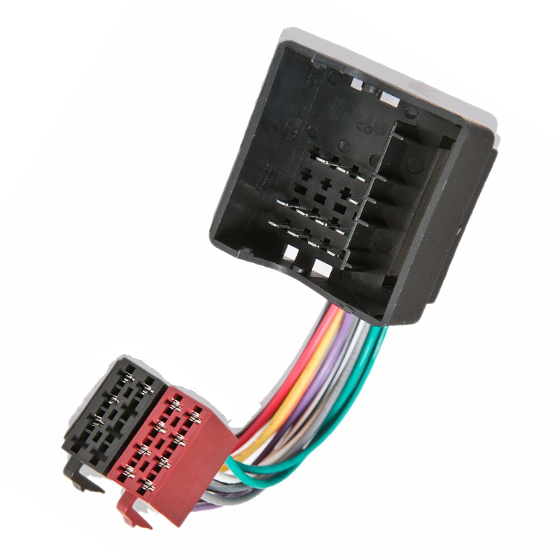 US $9.35 6% OFF|Car Stereo ISO Radio Wiring Harness Headunit Connector on 2006 ford fusion tail lights, 2006 ford fusion air box, 2006 ford fusion battery terminal, 2006 dodge dakota wiring harness, 2006 chevy impala wiring harness, 2006 ford fusion parts diagram, 2006 ford fusion fuse panel diagram, 2006 ford fusion throttle position sensor, 2006 ford fusion valve body, 2006 ford fusion airbag sensor, 2006 ford fusion owner's manual, 2006 ford fusion transmission filter, 2006 chevy cobalt wiring harness, 2006 ford fusion alternator replacement, 2006 ford fusion radio removal, 2006 ford fusion exhaust system, 2006 ford fusion impact bar, 2006 ford fusion motor mounts, 2006 ford fusion timing chain, 2006 jeep wrangler wiring harness,