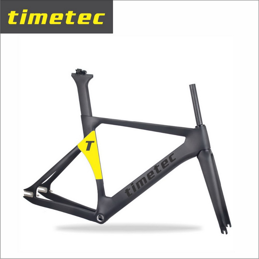 700c track bike carbon frame carbon track frame professional design stiff bike frame single speed bike frame