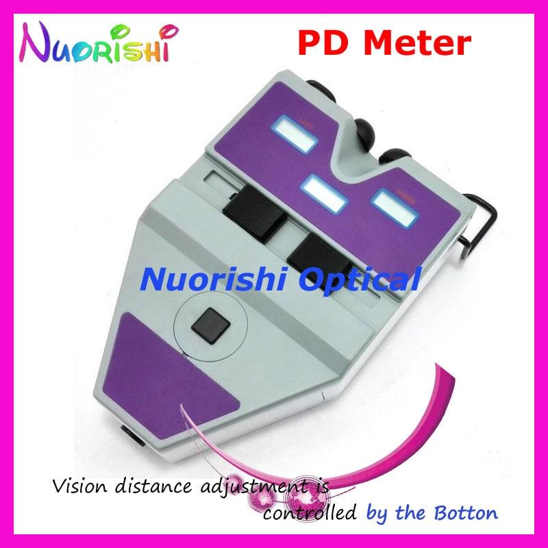 Ziel Im Meter Essilor Typ grey Pupillometer Ähnliche Pd Digital Led Inneren Purple Pupillenabstand 9d Herrscher Lampe 7FxqvwX4W