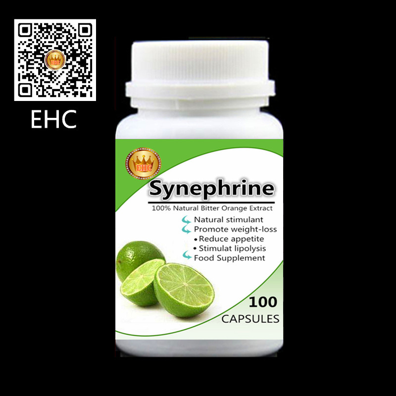 Synephrine Supplement Natural Stimulants Weight Loss,Bitter Orange Extract 100% Pure & Natural Free Shipping 100pieces/bottle все цены