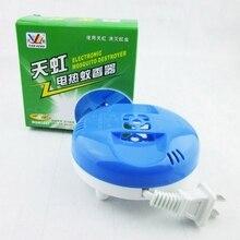 Портативный Электрический москитный киллер USB с 30 шт. москитные коврики порт москитный нагреватель репеллента анти москитный ладан убийца
