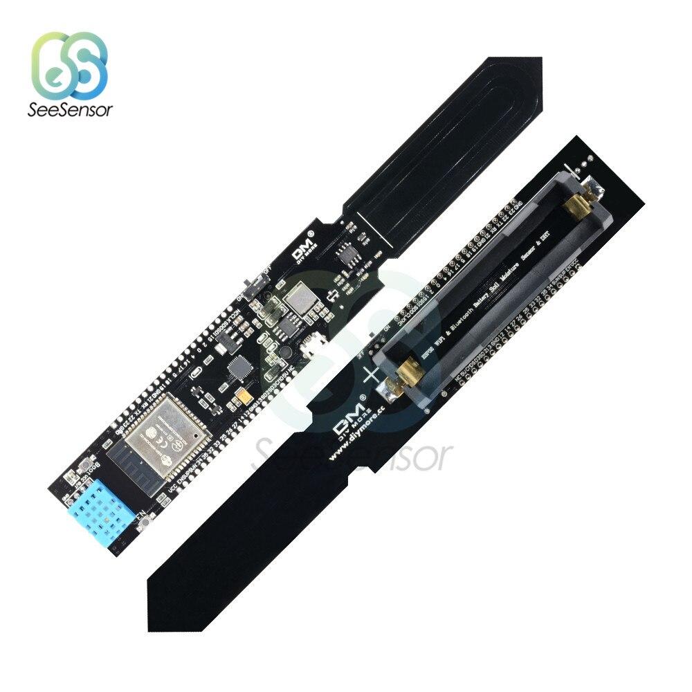 ESP32 DHT11 CP2104 Soil Hygrometer Detection Moisture Sensor Module for Arduino