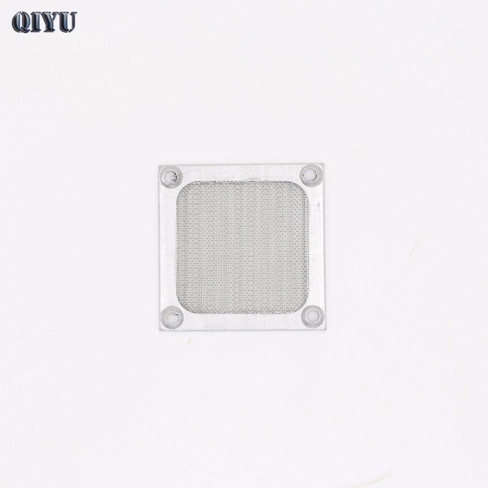 6cm anti-dust mesh,Aluminum alloy stainless steel material,Computer case ventilation dust,6025 fan protection computer case