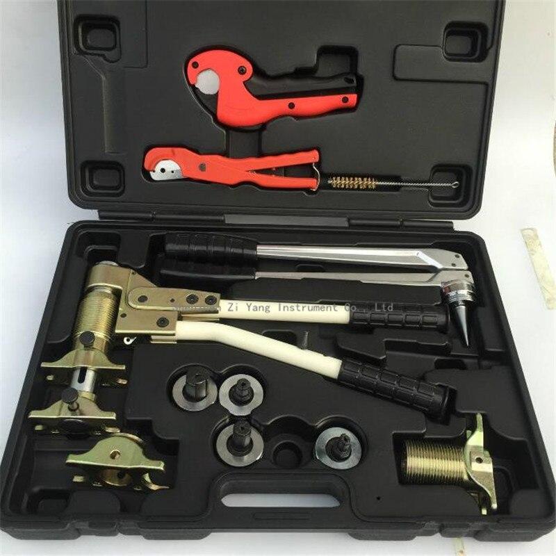 Rehau ferramentas de encanamento pex ferramenta de montagem PEX-1632 escala 16-32mm garfo rehau encaixes com boa qualidade ferramenta popular 100% garantia
