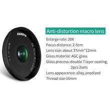 Ring Selfie Light & Macro Lens