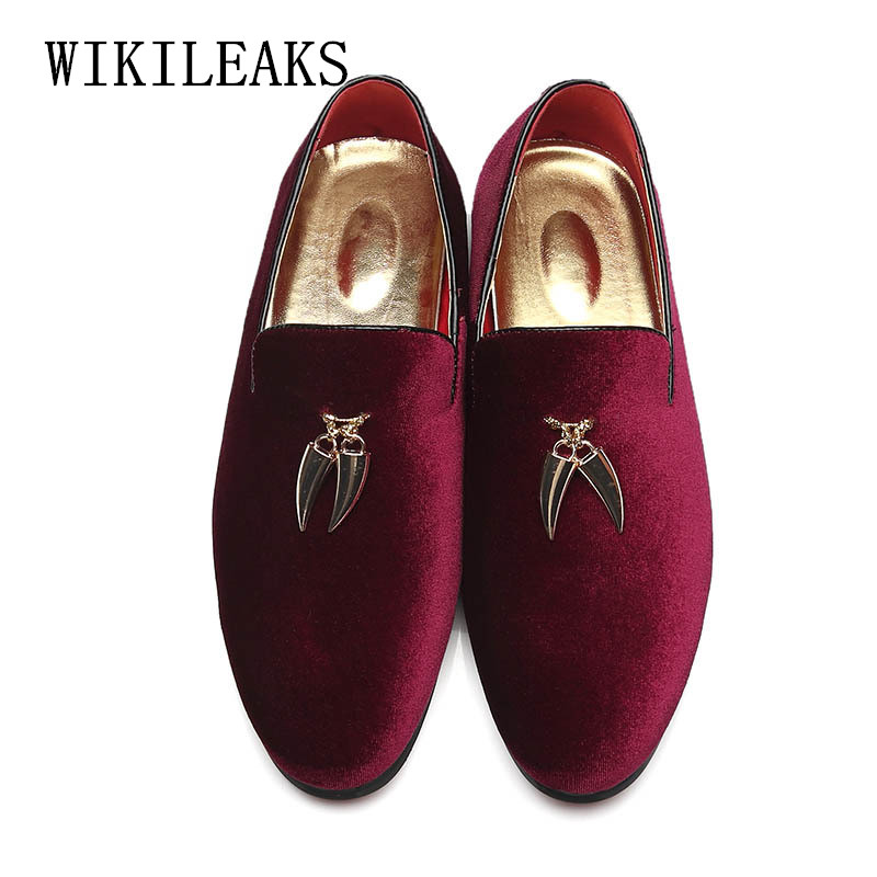 Wedding Shoes For Men 2018 Man Formal Shoes Slip On Loafers Oxford Shoes For Men Dress Shoes Business Zapatos Hombre Vestir dadawen boy s girl s slip on loafers oxford shoes