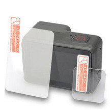Tempered Glass Protector Cover Case For GoPro Go pro Hero7 Hero6 Hero 5/6/7 Black Front