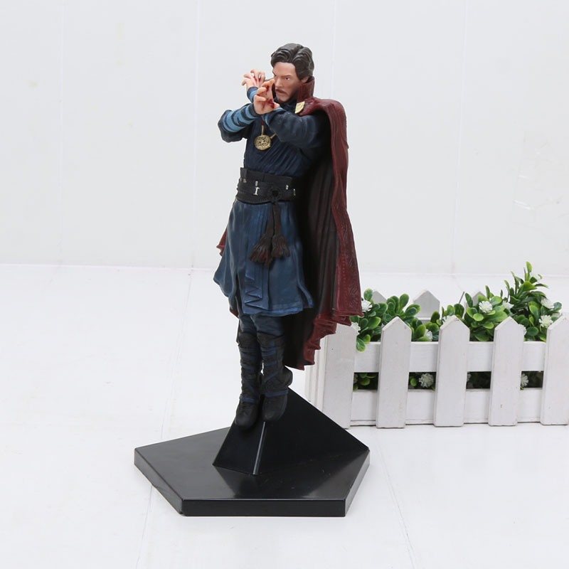 Symbol Of The Brand Avengers Infinity War Doctor Strange Action Figure Collection Model Toys 12cm Novel In Design;