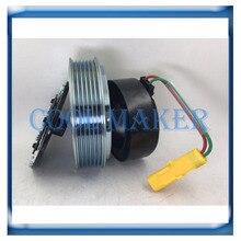 SD6C12 муфты компрессора кондиционера для peugeot 207 307 408/Citroen C2 C4 9659875780 6453QJ 6453QK 6453WK 6453WL 96519109 96598757