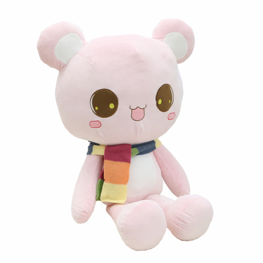 Stuffed Plush Animals Large Teddy Bear Toys For Children Care Bears Birthday Gifts Christmas Oyuncak Cotton Dolls Soft 70A0213 care bears beans best friends plush 25cm