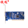 4 Way AV TO PCI EC5128 Video Capture Card SD Video Capture Video Acquisition Card With
