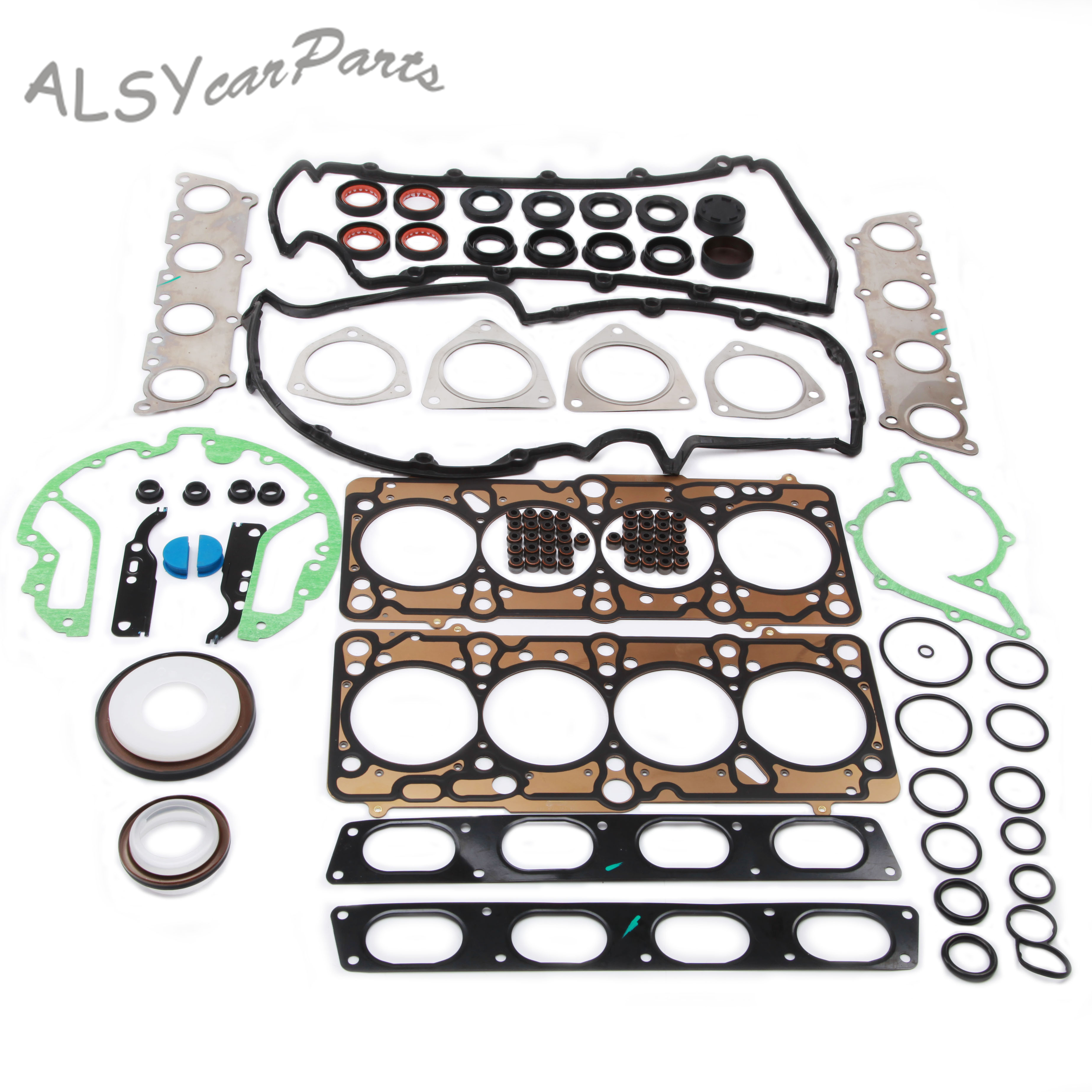 KEOGHS 077103383BN Engine Cylinder Head Gaskets Engine Seal Repair Kit For Audi A6 S6 A8 S8 VW Touareg 3.7L 4.2L 077 103 383 BS