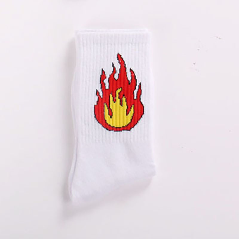 Happy-Socks-Men-Funny-Cotton-Mens-Socks-Colorful-Ankle-Rainbow-Socks-Male-Breathable-Crew-Fire-Socks(15)