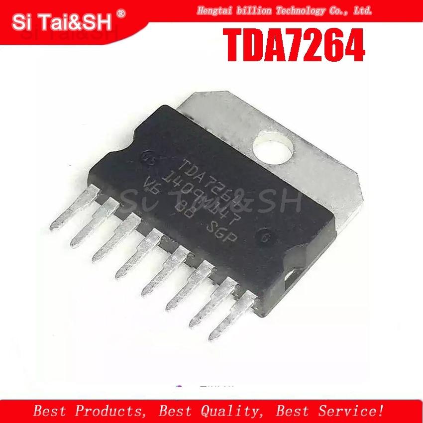 1PCS  TDA7264 SIP-8 7264  ZIP