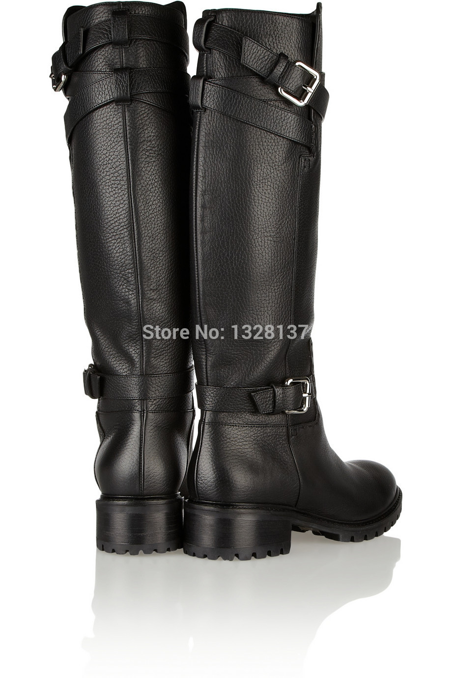Compare Prices on Flat Black Knee High Boots- Online Shopping/Buy ...