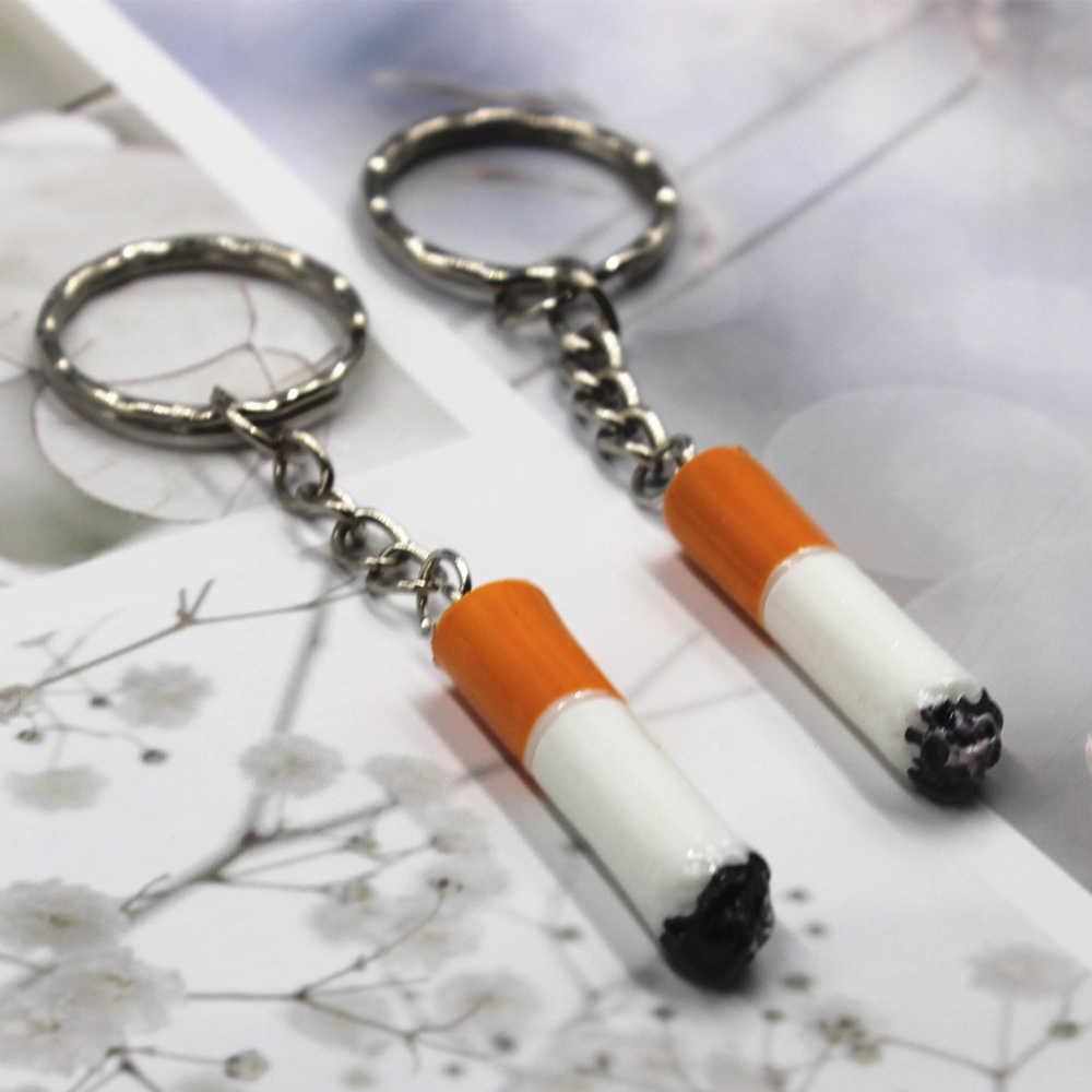 חדש סיגריות עגילי אופנה creative עגיל לנשים מתנת עגילי תכשיטים סיטונאי