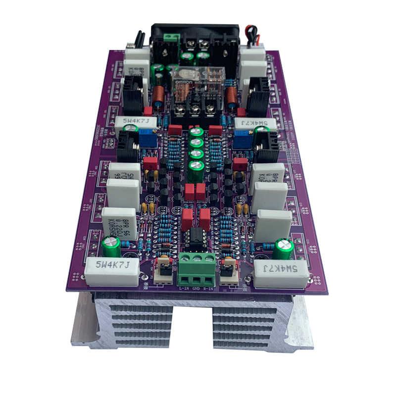 Обновленная версия усилителей hifi 2. 0 A класс стерео аудио 600 Вт + 600 Вт двухканальный высококачественный усилитель высокой мощности