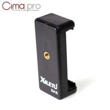 Cima pro XJ-A пластиковый держатель для смартфона легкий зажим Крепление для мобильного телефона смартфон с 1/4 дюймовым винтом