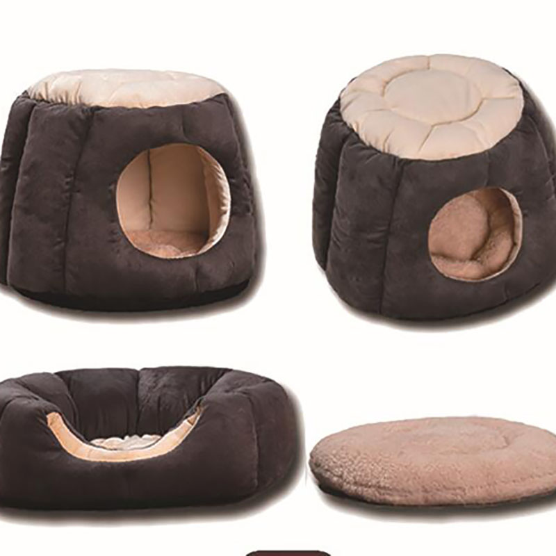 2 style Fashion pets Bed for puppies Very Soft dog beds Suitable for all Size pet House Bed Mat Cat Sofa Supplies
