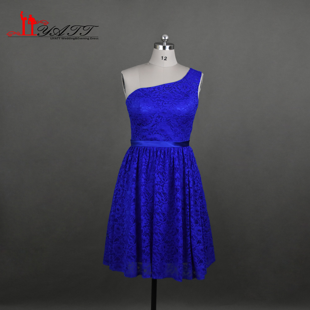 Compare prices on royal blue short bridesmaid dresses for Royal blue short wedding dresses