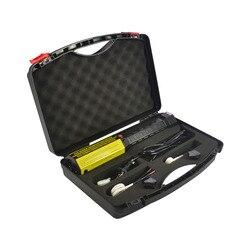 110 V/220 V nagrzewnica indukcyjna magnetyczna 4 cewki zestaw narzędzi do usuwania ciepła Bolt Automotive bezpłomieniowa nagrzewnica indukcyjna narzędzie do napraw samochodowych w Magnetyczne nagrzewnice indukcyjne od Narzędzia na