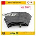 3.0 - 12 sujeira pit monley bicicleta pneu da motocicleta tubo interno pneu interior 49cc 50cc 70cc 90cc 110cc acessórios