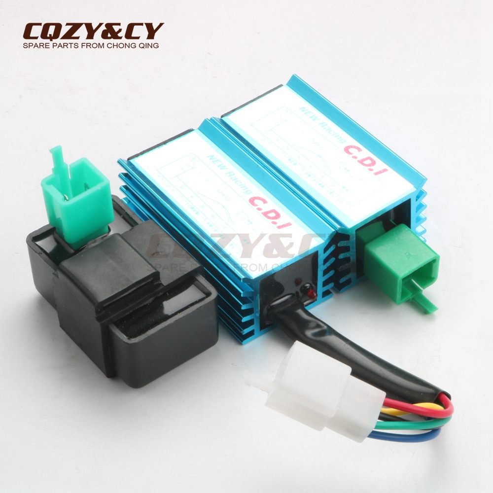 high performance ignition coil and ac cdi for scooter gy6 kymco sym rh aliexpress com