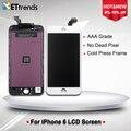 20 pçs/lote um grau no lcd dead pixel para iphone 6 lcd 4.7 de exibição com Tela de Toque Substituição Digitador Assembléia DHL Navio livre