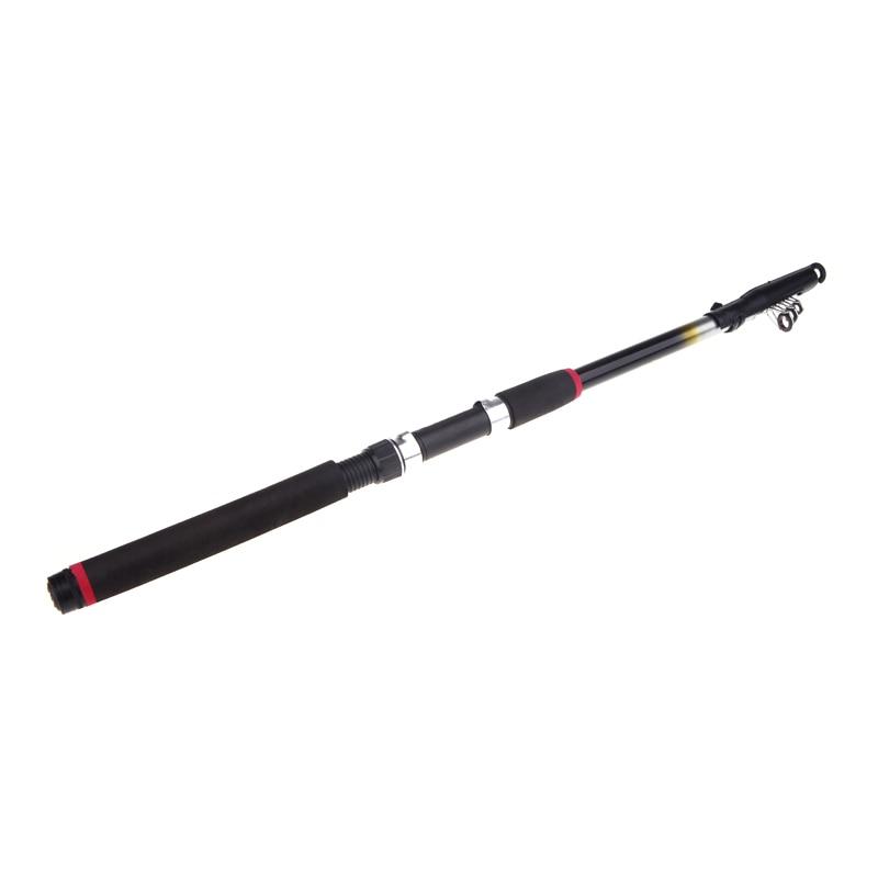 Good fishing tackle 2 1m 2 4m 2 7m lure fishing rod for Good fishing pole