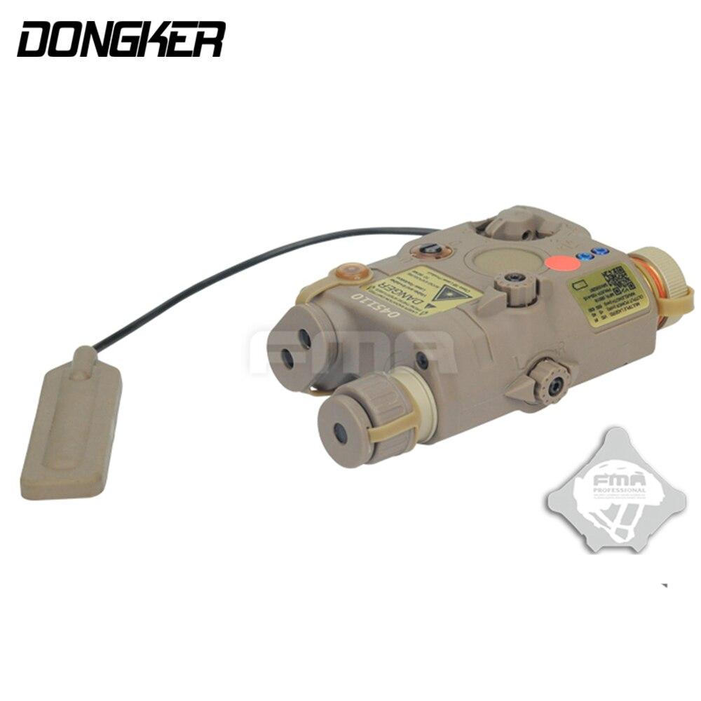 PEQ15-LA5 Airsoft Spotlight оружие ружья тактический фонарь Военная униформа в красный горошек ИК лазерный пистолет Lanterna винтовка огни