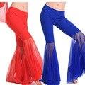 Nueva Egipto Bollywood Danza Del Vientre Faldas Pantalón Falda Swing de Danza Del Vientre Tribal Pantalones Profesional India Bellydance Tribal Pant