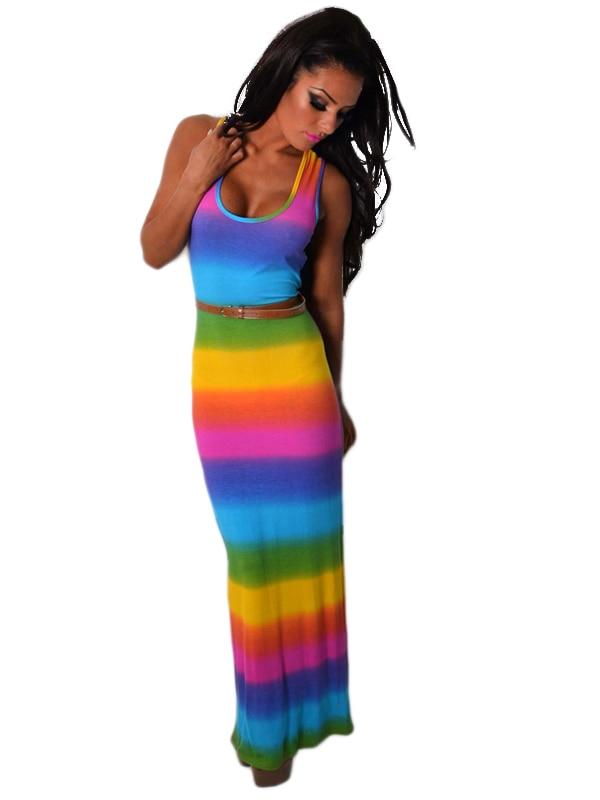 Maxi tank dress cheap