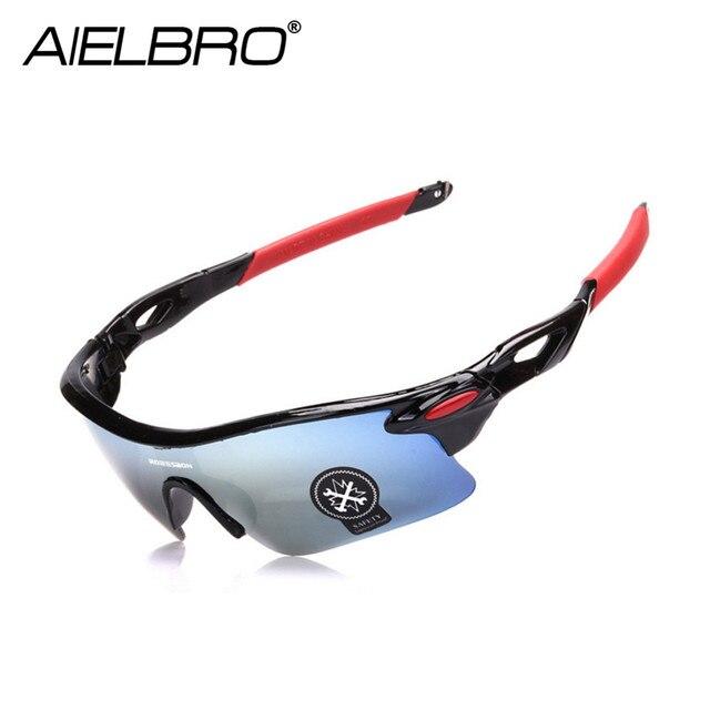 Windproof UV400 Men`s Goggles Tactical Glasses  2